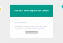 Ajouter un site Search Console (propriétaire)