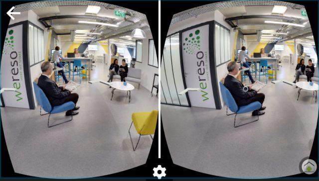 Immersion totale avec la réalité virtuelle