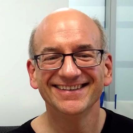 John Mueller en 2019