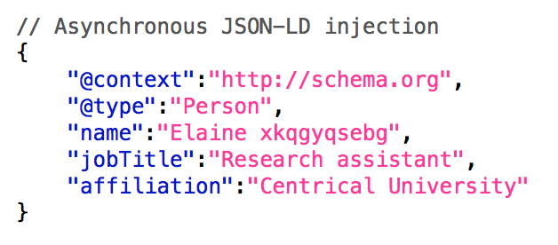 Test indexation JSON-LD asynchrone