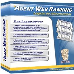 Le logiciel AgentWebRanking