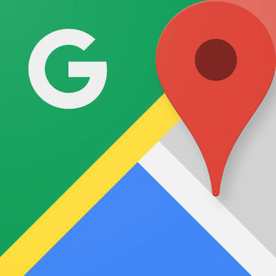 Logo Google Maps 2015