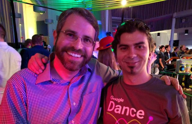 Matt Cutts et Gary Illyes