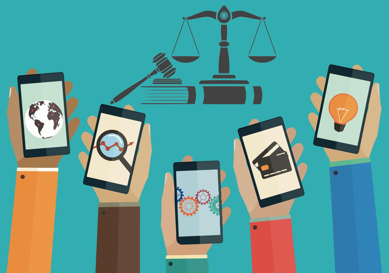 Obligations légales applications mobiles
