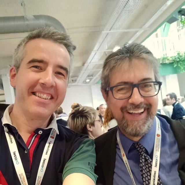 Olivier Duffez et Bill Slawski