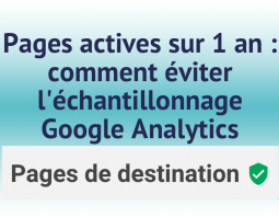 Pages actives sans échantillonnage