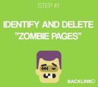 Zombie pages and SEO