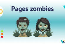 Pages zombies SEO RM Tech