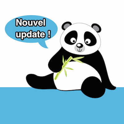 Nouvel update Google Panda
