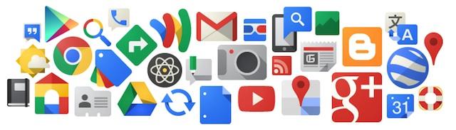 Produits et services de Google