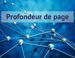 Profondeur de page : impact SEO
