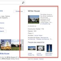 base de connaissances sur Bing