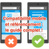 Site compatible mobile critère SEO