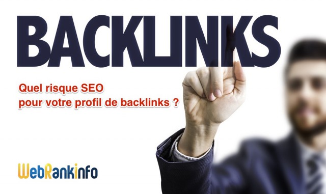 Risque profil backlinks