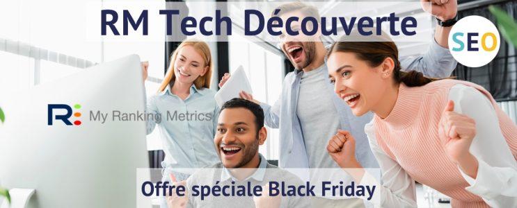 RM Tech Découverte Black Friday