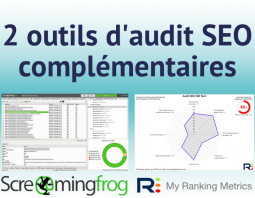 Screaming Frog et My Ranking Metrics