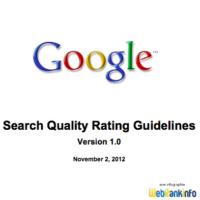 Google Search Quality Rating Guidelines 2012-11