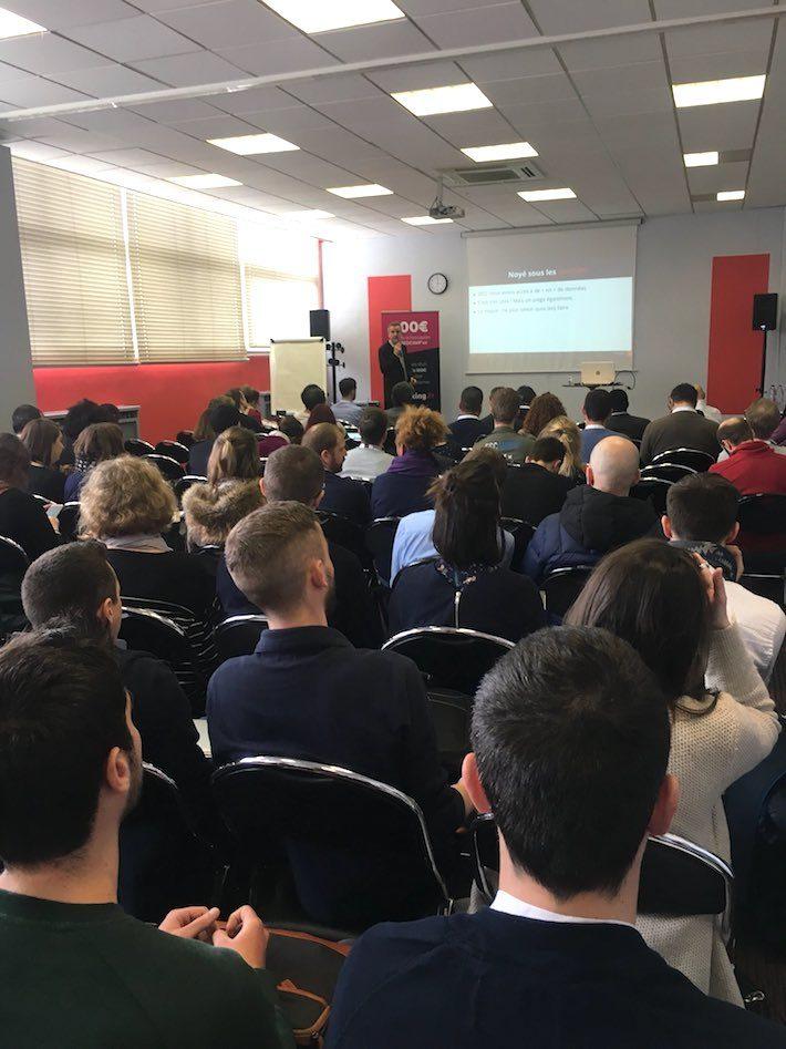 Conférence Duffez au SEO Campus 2018