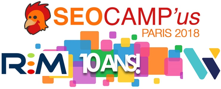 WebRankInfo au salon SEOCampus 2018 à Paris