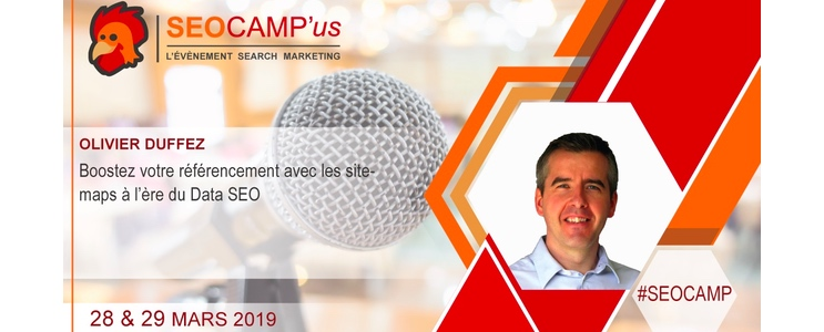 salon SEO Campus Paris 2019