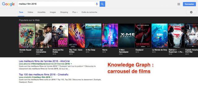 Carrousel films Google