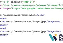 Sitemap images
