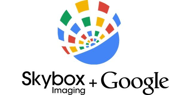 Skybox racheté par Google