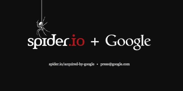 spider.io racheté par Google