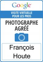 Badge visite virtuelle pour les pros
