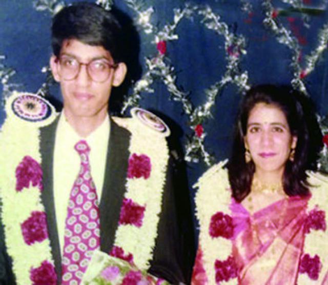 Mariage de Sundar Pichai et Anjali Pichai