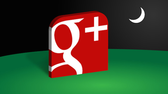 TechCrunch RIP Google Plus