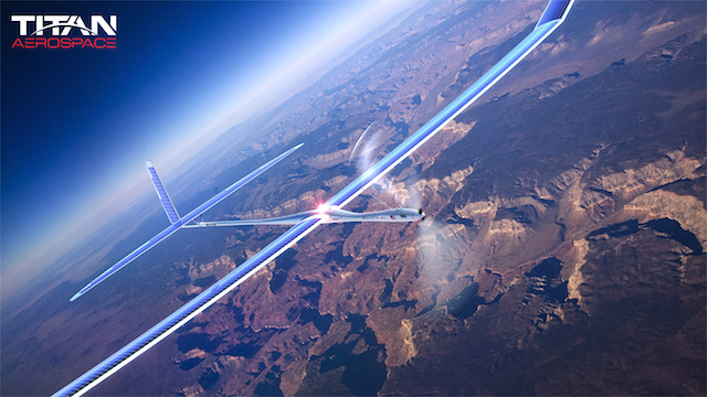 Drones Titan Aerospace