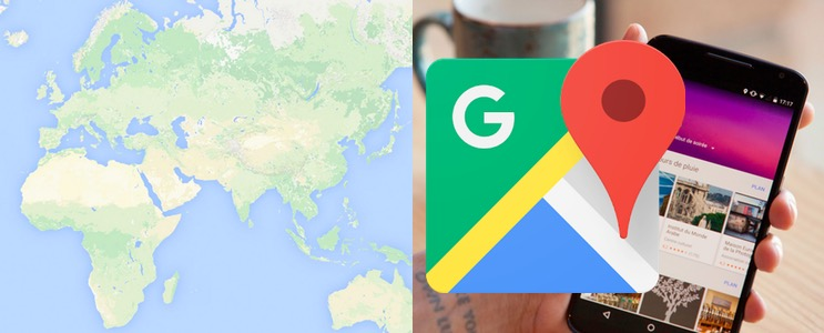 Tout sur Google Maps