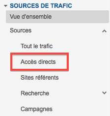 Comment analyser le trafic direct dans son outil de mesure d'audience