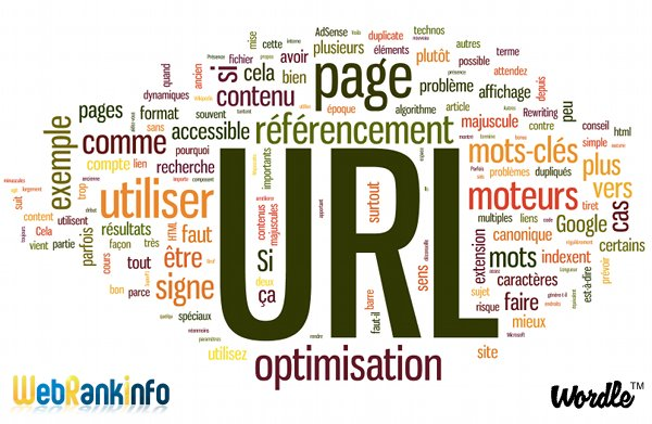 URL et SEO