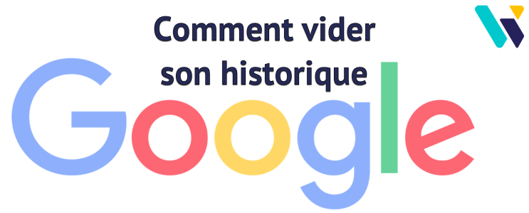 Vider historique Google