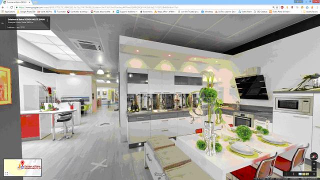 Visite virtuelle Google pour les pros