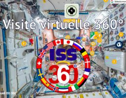 Visite virtuelle station spatiale internationale