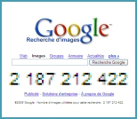 Google Images indexe 2 187 212 422 images