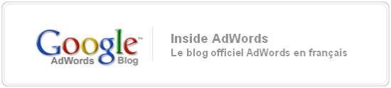 Blog officiel de Google AdWords en français