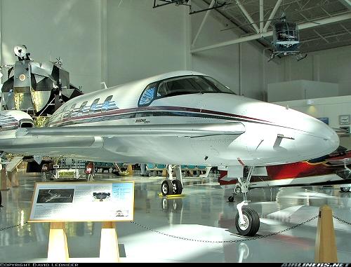 Avion Beech 2000 Starship 1 d'ImageAmerica