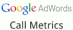 Google AdWords Call Metrics