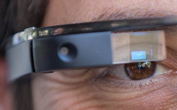Zoom sur Google Glass