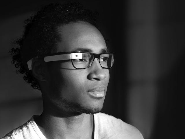 Google Glass sur lunettes de vue
