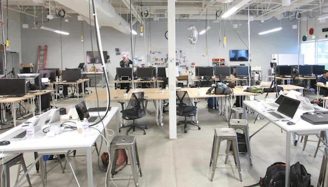 laboratoire ATAP Google Tango Project