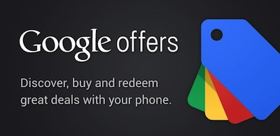 Appli Google Offers