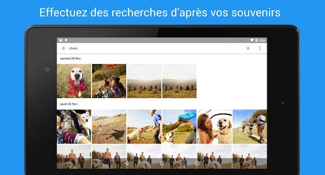 Comment retrouver ses photos et vidéos sur Google Photos