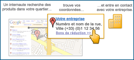 Référencement dans Google Local Business Center