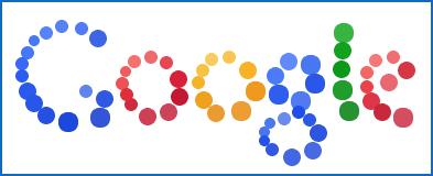 Le Doodle du jour sur Google