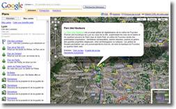 MyMaps / Mes Cartes dans Google Maps